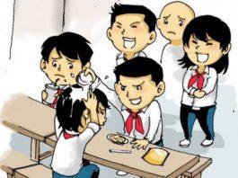 bạo lực học đường