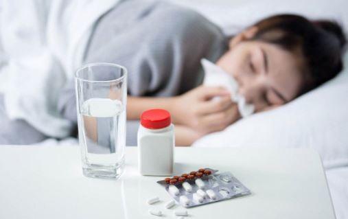 Minh họa thuốc kháng sinh