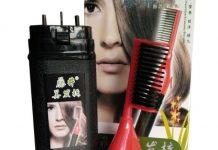 lược nhuộm tóc thông minh