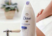 sữa tắm Dove