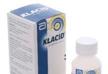 thuốc klacid