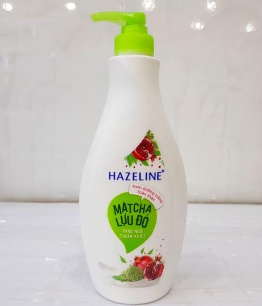 sữa dưỡng thể trắng da