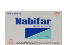 Natri bicarbonate