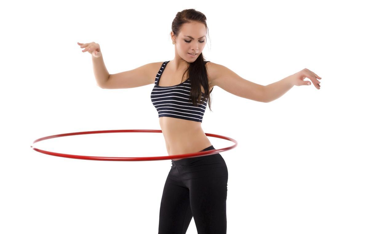 Lắc vòng có giảm mỡ bụng dưới