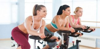 tập xe đạp giảm cân