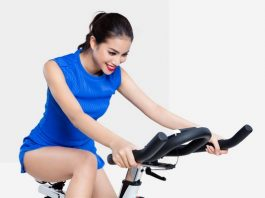 xe đạp tập giảm cân
