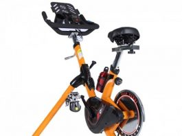 xe đạp tập thể hình