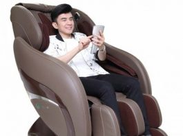 bán ghế massage