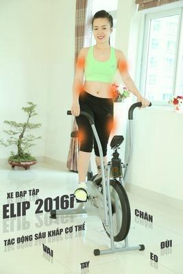 xe đạp tập elip 2016