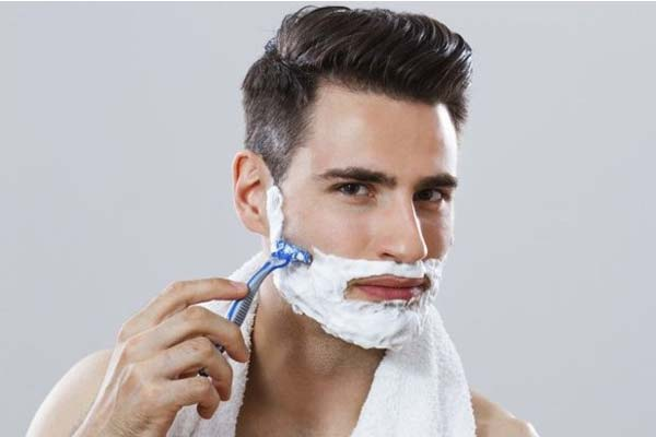 cạo râu đúng cách