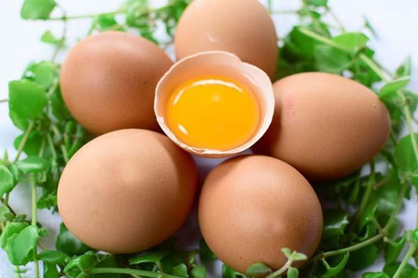 lăn trứng gà có tác dụng gì