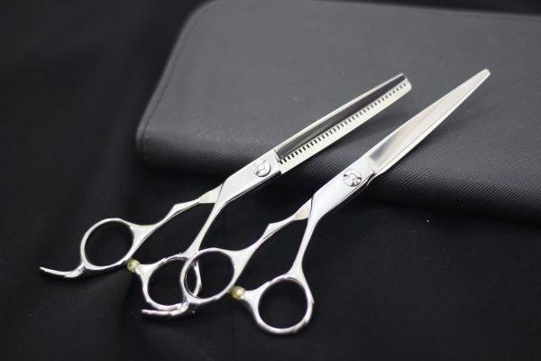 cách cắt tóc mái bay