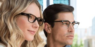 Mặt vuông nên đeo kính gì?