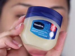 trị mụn đầu đen bằng vaseline
