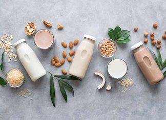 ăn chay có được uống sữa không
